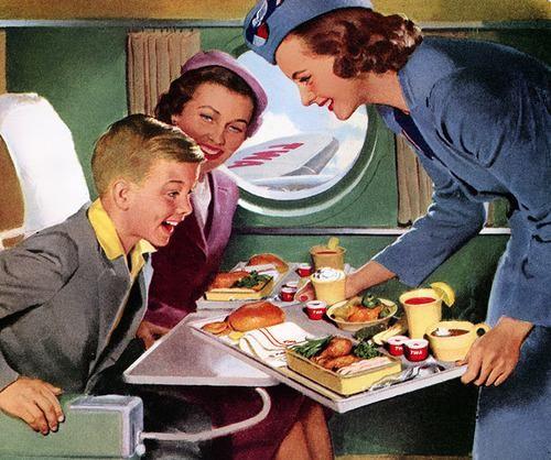 Finally: Airplane Food that Won't Make You Gag—No, Really!
