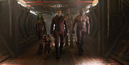 Alyssa Milano, Famous Cameos, and Other Secrets of 'Guardians of the Galaxy'