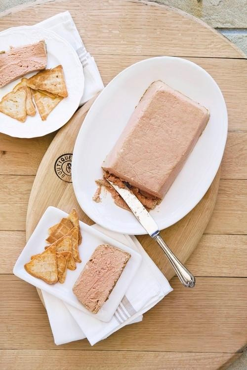 This Changes Everything: Chicken Liver Pâté