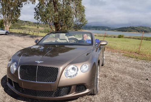 Road Trip: San Francisco to Santa Barbara — in a Bentley