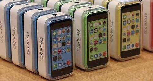 Report: Apple May Be Launching Cheaper, 8 GB iPhone 5c