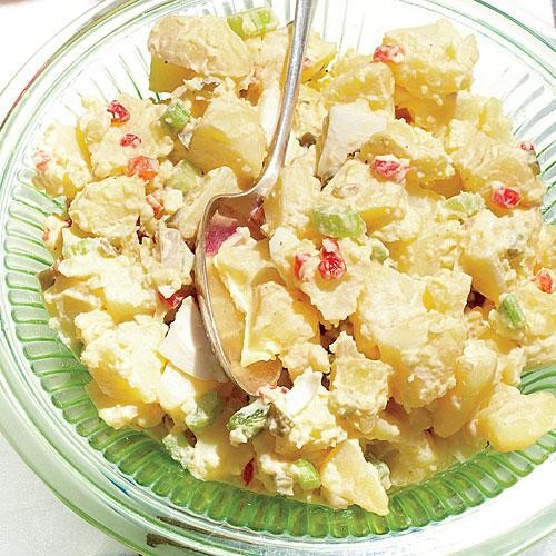 3 Southern-Style Potato Salads