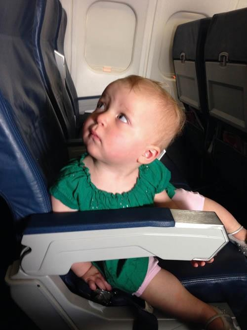 Bribes On A Plane: How to Make Nice With Your Fellow Passengers When Your Baby Goes Insane