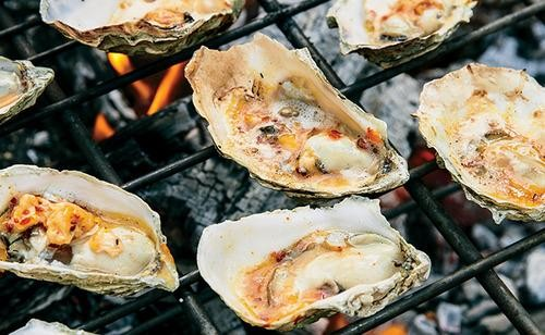 (Grilled) Aphrodisiacs On the Half Shell
