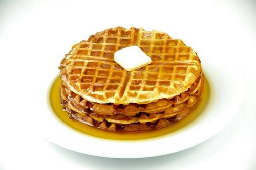 Stop Waffling. Eat More Waffles.