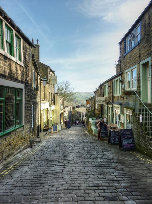 Haworth, England: The Tiny Town That Inspired Every Single Bronte Sister Novel