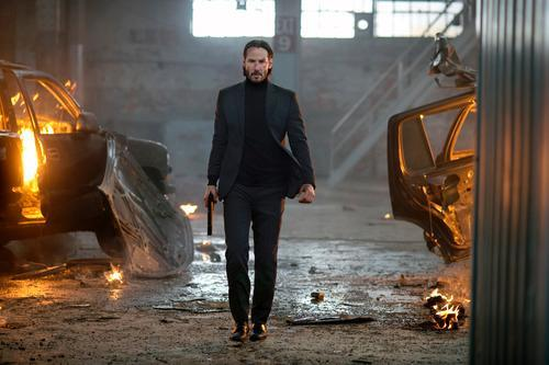 First Look at Keanu Reeves as a Hit Man with a Vendetta in 'John Wick'