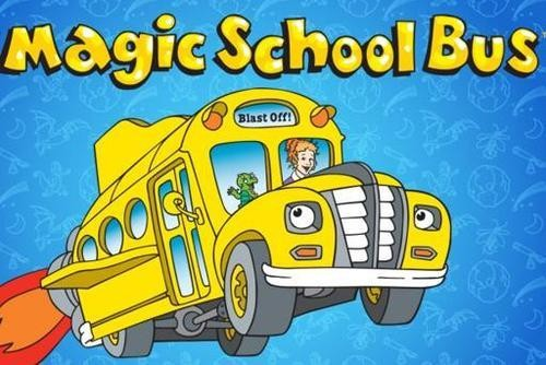 Netflix to Bring Back 'Magic School Bus'