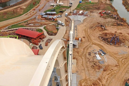 Wedgie Alert! Check Out the World's Tallest Water Slides