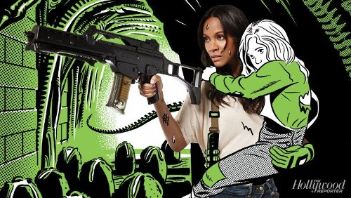 'Guardians of the Galaxy' Star Zoe Saldana on 'Avatar' Sequels, Marriage and Race in Hollywood