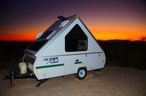 Let's Go Camping — in a Teeny-Weeny Trailer