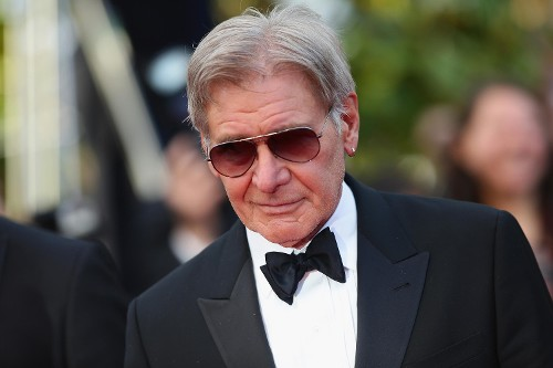 'Star Wars' Injury to Sideline Harrison Ford for 8 Weeks