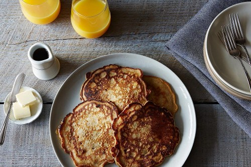 Make Pancakes Like a Boss (Without a Recipe)