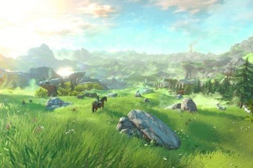 Nintendo Teases New Zelda Game for Wii U, Coming in 2015