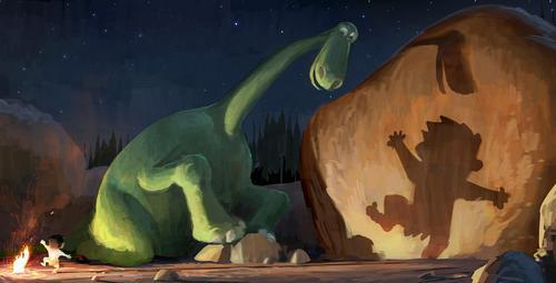 Does 'The Good Dinosaur' Mean Bad News for Pixar?