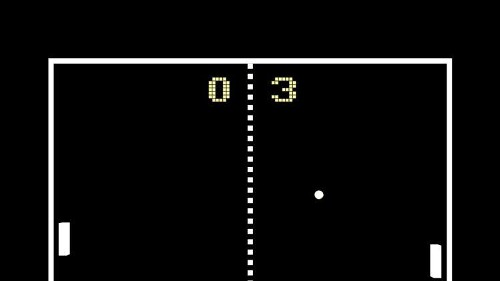 Pong: The Game That Was Never Meant to Be