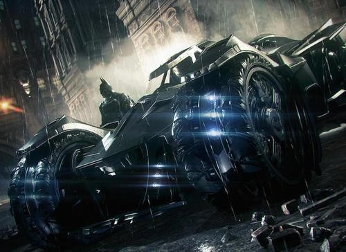 'Batman: Arkham Knight' Delayed — but Features One Badass Batmobile