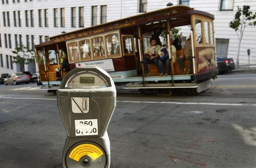 San Francisco Government Cracks Down on Parking Apps
