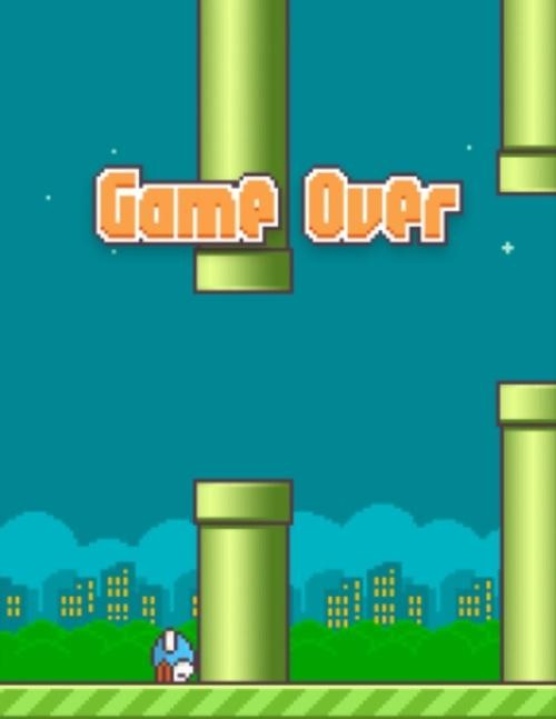 Flappy Bird — #1 for Both iPhone and Android — Has Been Removed from All App Stores by Its Creator