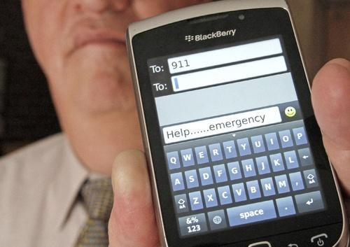 You Can Now Text 911 on Major U.S. Wireless Carriers