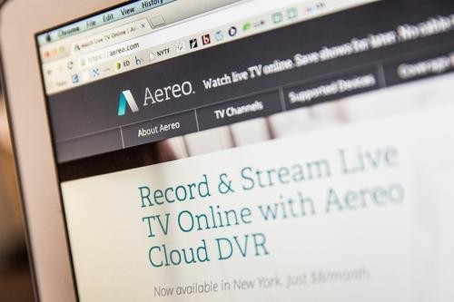 Supreme Court Rules Against Streaming Startup Aereo