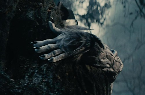 Johnny Depp Is Barely There in First 'Into the Woods' Trailer