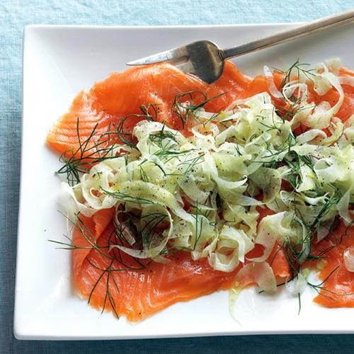 Romance-Stoking Saturday Morning Smoked Salmon