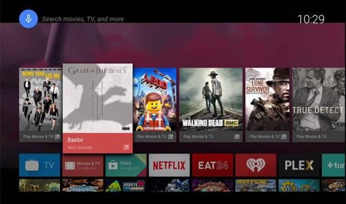 With Android TV, Google Turns Its Eyes to Larger Screens (Again!)