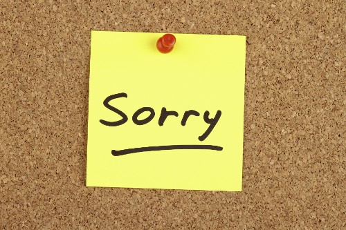Why Apologizing the Right Way Matters