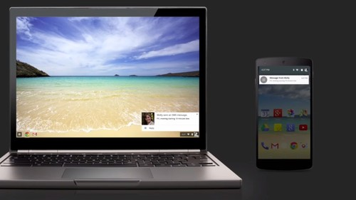 Google Chromebooks Will be Able to Run Some Android Apps