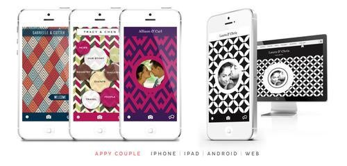 These Wedding Apps Can Be a Big Help for Your Big Day