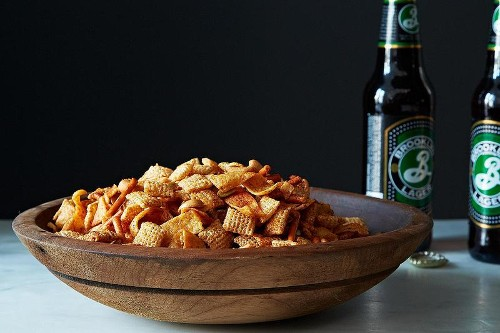 How to Make Snack Mix Without a Recipe, Sweet or Savory