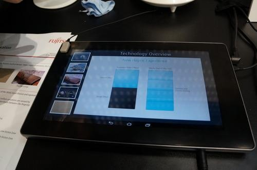 New Technology Lets You 'Feel' Objects on a Tablet