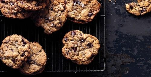 More Salt = A Better Chocolate Chunk Cookie