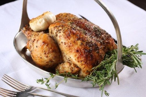 Luxury Roast Chicken Conquers New York