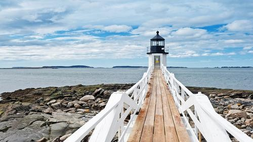 #Daydream: Marshall Point Lighthouse in Maine