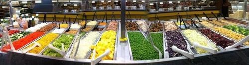 People Really Love the Whole Foods Salad Bar