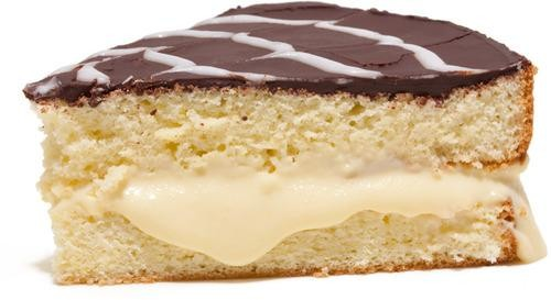 Wicked Good Boston Cream Pie