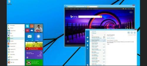 Microsoft Is Bringing the Start Menu Back to Windows