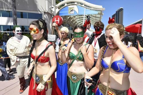 Sexual Harassment at Comic-Con in the Spotlight
