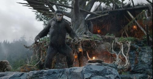Dawn Of The Planet Of The Apes Originally Set 100 Years After Rise