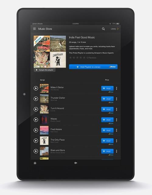 Amazon Prime Subscriber? You Just Got Free Streaming Music