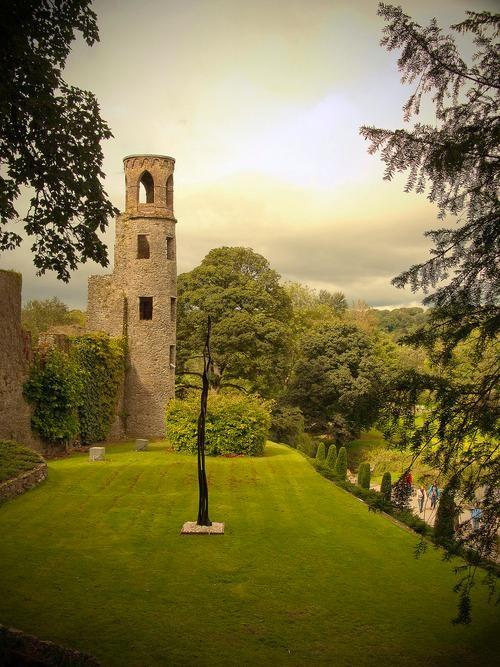 #Daydream: Blarney Castle in Cork, Ireland