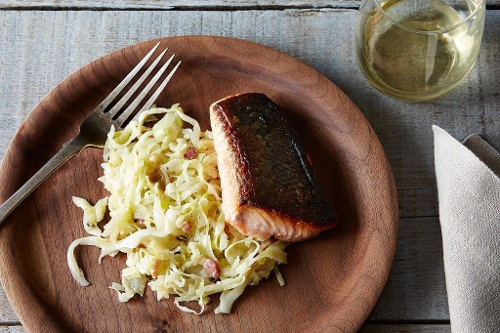 Unbeatably Crisp-Skinned Salmon