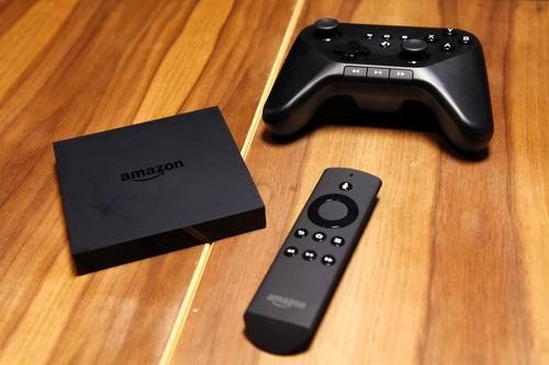 Hands on with Amazon's Set-Top Killer, the Fire TV