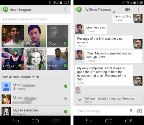 How to Video Chat with Google Hangouts, Android's Answer to FaceTime