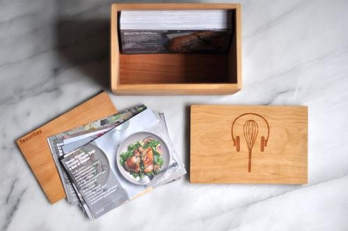 Turntable Kitchen's Cookbook in a Box
