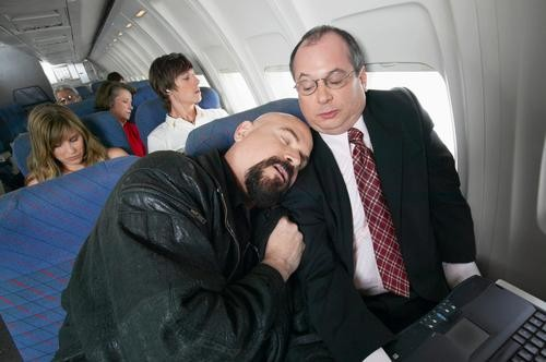 The 14 People You Don't Want to Sit Next to on a Plane