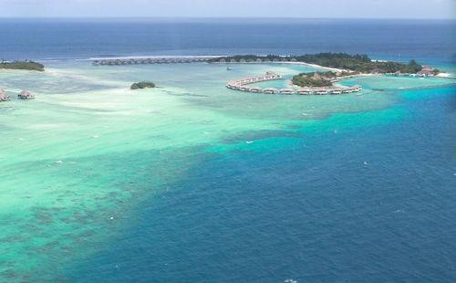 Celebrating World Oceans Day: View the Maldives from Above