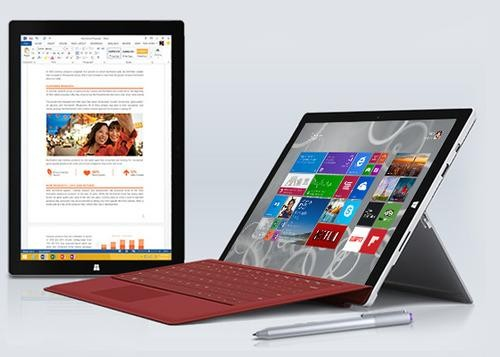 Microsoft's Newest Surface Lap-Tablets Go on Sale